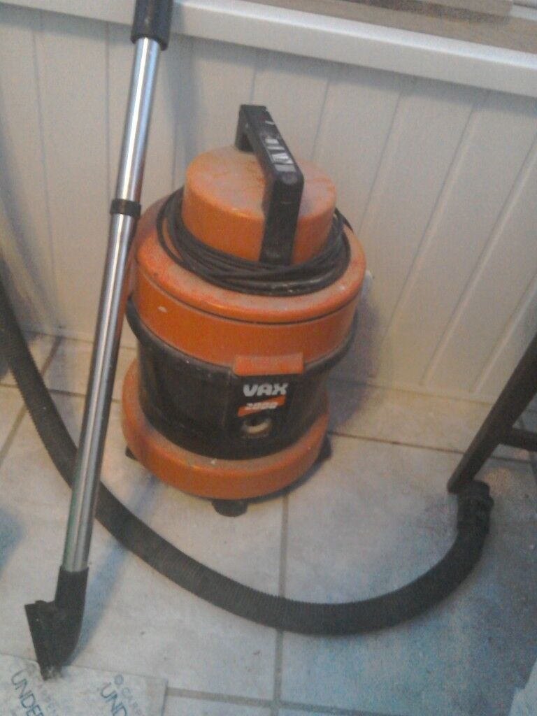Vax wet or dry vacuum