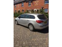 Vauxhall Astra 2012 (62 plate)