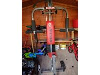 Delta Orion Fitness Home Multi Gym, excellent condition hardly used. Collection only due to weight.