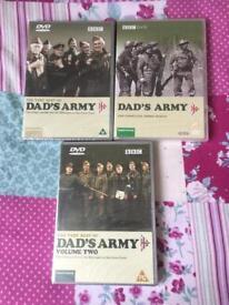 Dads army dvd bundle still sealed