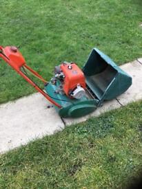 Suffolk punch petrol mower