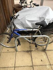 Old bike needing renovations