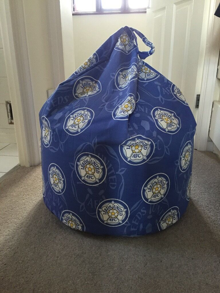 Leeds United Bean Bag