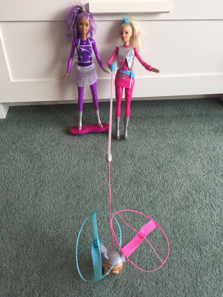 Barbie Star Light Adventure Dolls