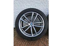 """18"""" bmw m-sport (Pirelli tyres)"""