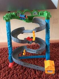Thomas and Friends take n Play portable railway