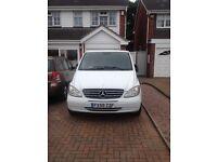 Mercedes-Benz Vito van for sale