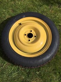 DUNLOP SPACE SAVER TYRE FOR HONDA JAZZ
