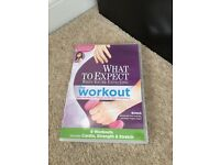 What to expect when expecting pregnancy workout DVD