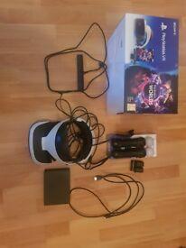 PlayStation VR + PlayStation Move