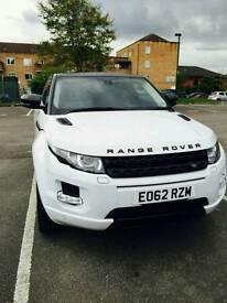 Range rover envoque