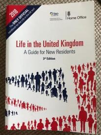 Life in the UK official handbook
