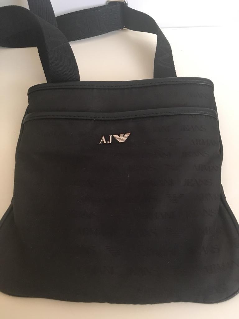 c3c889459e45a0 Armani Pouch Man bag