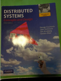 Distributed Systems Concepts and design Fifth Edition