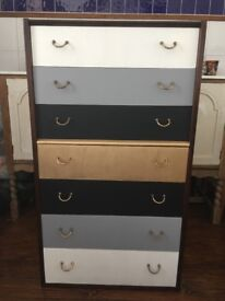 Gplan chest of drawers