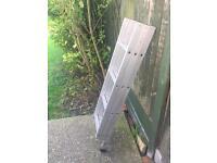 3 section aluminium loft ladder (Youngman)