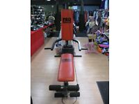 Pro-Power Multi-gym with weights in very good condition