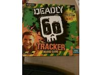 Steve Bagshaw's Deadly 60 Boardgame
