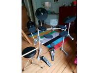 Electronic Drum Kit, Korg HXM HD-006