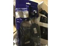 Be golf mk 5 and 6 stereo facial conversions kit