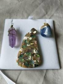 Silver jewellery bundle