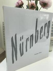 Nürnberg by Juergen Teller coffee table book