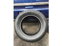 235/60/16 tyre 7mm tread good condition