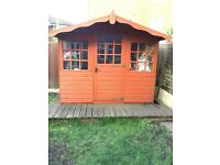 Shed / Summerhouse / Playhouse £265 ono