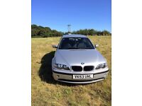 BMW 320D ES 2003 manual diesel in good condition £1700