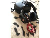 Black Beats studio headphones