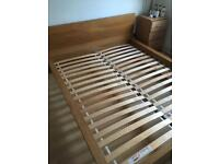 Bed frame free to anyone who can use it
