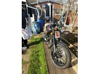 Bullit hunt s 125cc black and red very low mileage. Well looked after been stored in shed.