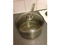 Saucepan and pot