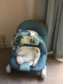 Baby Bouncer Chicco Hoopla