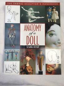 Anatomy of a doll by Susanna Oroyan