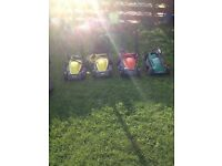 4 Lawnmowers For Spares/Repairs