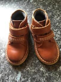 Kickers boys boots