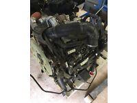 Mercedes Benz sprinter 313 2013 engine 47 k miles