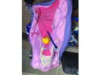 Barbie ready bed