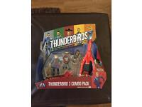 Thunderbirds Toy set