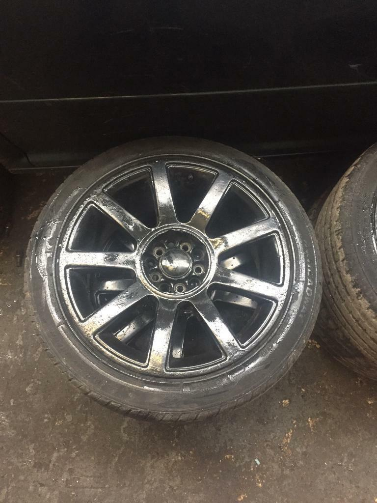 Multi fit Audi Alloys