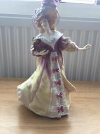 Doulton Figure Lilly
