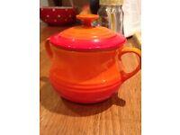 X5 le creuset soup bowls (without boxes) le creuset soup bowls