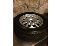 Genuine BMW 320d Tyres and Rims CHEAP & GREAT Condition !!!!!!