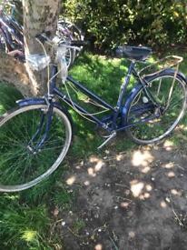 Vintage bike Raleigh