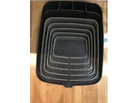 Brand new John Lewis dish rack