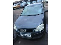 VolkSwagen polo 1.2 start and drive engine start spare and repair