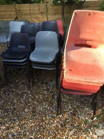 Free- .50 chairs