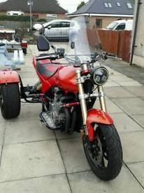 Yamaha XJ900cc