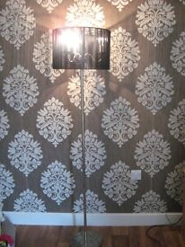 TALL CANDELABRA FLOOR LAMP FROM NEXT, BEAUTIFUL